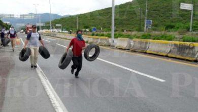 Photo of Suspenden corridas de autobuses por vandalismo de normalistas