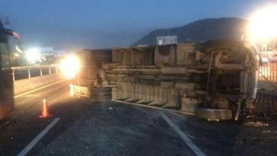 Photo of Restablecen circulación en la México-Puebla tras accidente