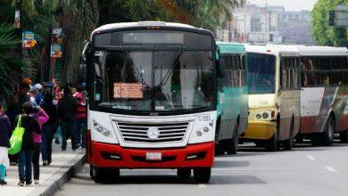 Photo of Botones de pánico en transporte público de Querétaro