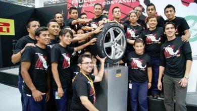 Photo of 5 años y 10 millones de llantas para Pirelli en Guanajuato