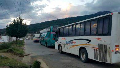 Photo of Liberan normalistas 110 camiones retenidos en Michoacán