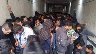 Photo of Rescatan a 37 migrantes que viajaban en un camión de carga