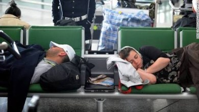 Photo of No se te ocurra dormir en este aeropuerto