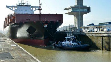 Photo of Rompen récord de cruce de contenedores en Panamá
