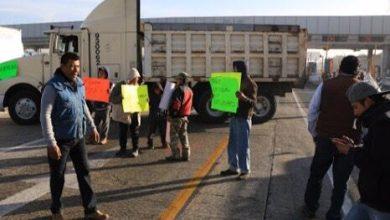 Photo of Revela SCT que Transportistas  perderán permiso por bloqueos