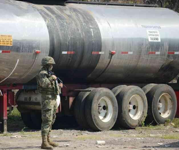 Aseguran 58 camiones en Veracruz, 38 con reporte de robo
