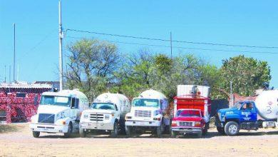 Photo of Abandonan 15 Camiones que transportaban combustible robado