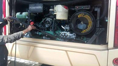 Photo of Tips para el lavado de motor de un camión