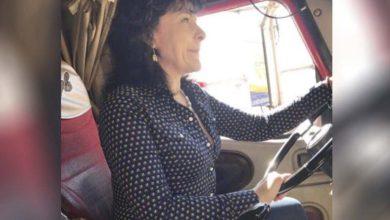 Photo of Delia, la mujer que maneja full