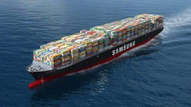 Photo of Samsung construye el primer portacontenedores de 20.150 TEUs del mundo