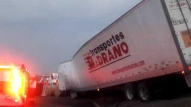 Photo of (Video) Camión sin frenos recorre kilómetros hacia rampa de frenado