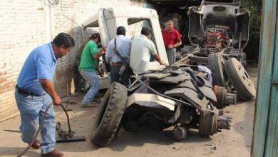 Photo of Sólo se están recuperando el 50% de los camiones de carga robados: Canacar