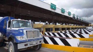 Photo of Prohíben circular en la Marquesa Lerma a camiones de carga