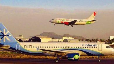 Photo of Interjet llega a acuerdo con SCT por adeudo de turbosina