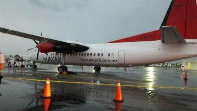 Photo of Avión de Mayair arrolla y mata a trabajador en el aeropuerto de Mérida