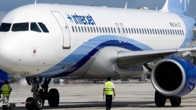 "Photo of Interjet ""echa la carne al asador"" en Toluca"