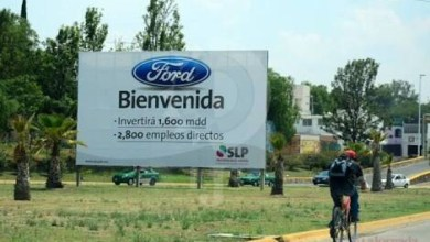Photo of Ford no pagó indemnización por cancelación  de planta en SLP