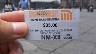 Photo of Adios a los boletos del metro, ahora se pagara con monedero electrónico
