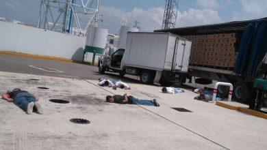 Photo of A balazos, frustra asalto a camión de cervezas en León