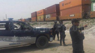 Photo of Continuan saqueos al tren de Ferrosur en Puebla
