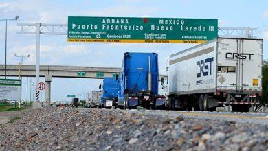 Photo of Aumenta 7.2% intercambio de carga México-Estados Unidos