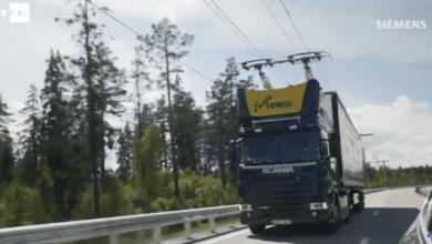 Photo of (VIDEO) Alemania tendrá la primera autopista eléctrica