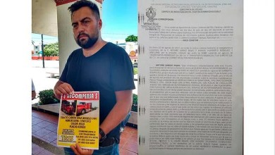 Photo of Camión robado aparece en corralón de Grúas
