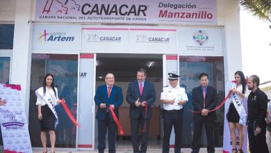 Photo of Canacar inaugura delegación en Manzanillo