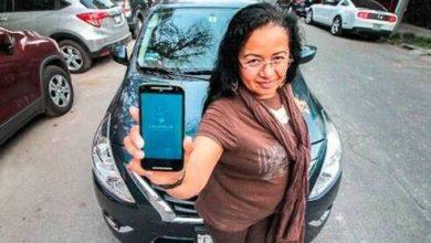 Photo of Ni Cabify ni Uber… Laudrive, el transporte para ellas