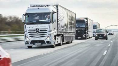 Photo of (Video) Fabricantes apuestan por platooning multimarca