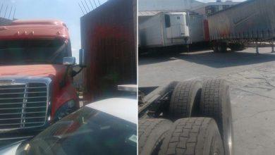Photo of Incautan camiones robados a huachicoleros en Puebla (Fotos)