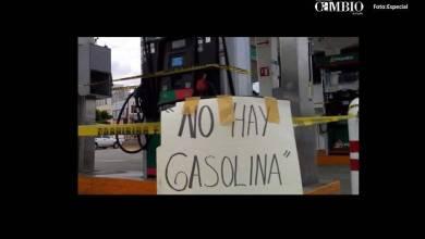 Photo of Onexpo reporta desabasto de combustible en Puebla
