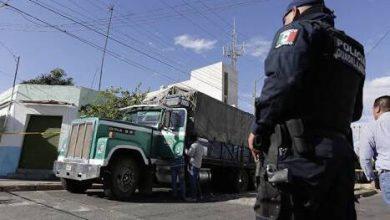 Photo of Roban hasta 4 camiones diarios a agremiados de Conatram