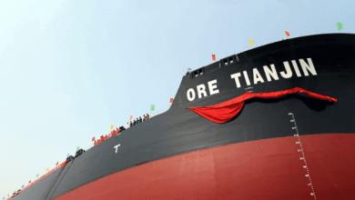 Photo of En China se realiza entrega del mayor buque de transporte de mineral del mundo