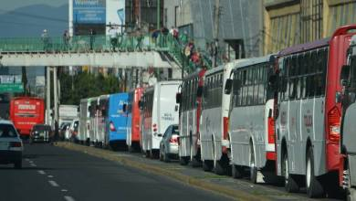 Photo of Busca Edomex monitorear 100 mil unidades de transporte público via GPS