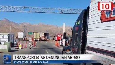 Photo of (Video) Transportistas denuncian abuso por parte de la SCT