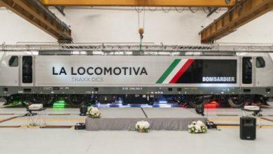 Photo of Innovación en el ferrocarril: nueva locomotora vanguardista para transporte de mercancías