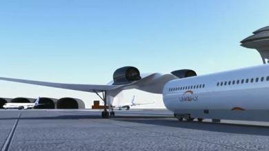 Photo of (Video) Trenes que vuelan? la nueva invención en transporte de carga