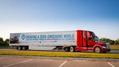 Photo of Toyota presenta lo último en transporte sostenible con un camión de hidrógeno