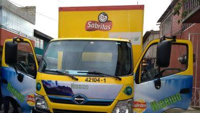 Photo of Roban camión de Sabritas y minutos después los atrapan
