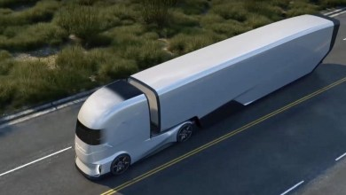 Photo of (Video) Este es el camión eléctrico y autónomo de Ford