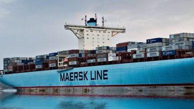 Photo of Maersk suspende operaciones en Ensenada
