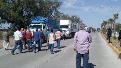 Photo of Conflicto por transporte de granos en Sinaloa