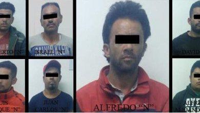 Photo of Atrapan a presunta banda de robo al autoptransporte en Edomex