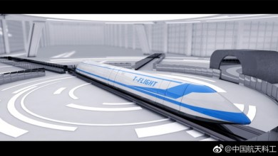 Photo of (Video) China amenaza al Hyperloop con sus trenes supersónicos