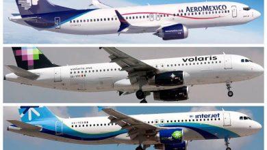 Photo of Así han crecido las principales líneas aéreas mexicanas en 2018