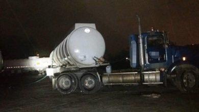 Photo of Recuperan 4 tractoscamiones y 9 pipas en Reynosa