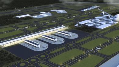 Photo of AMLO planea que Santa Lucía sea para vuelos internacionales y AICM para nacionales
