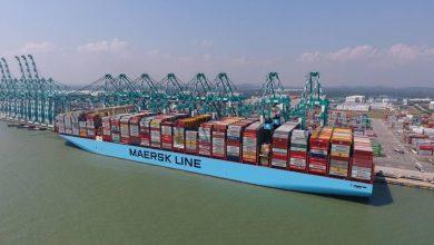 Photo of Este es el récord mundial de más contenedores en un buque
