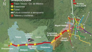 Photo of Crearán red de autobuses para alimentar tren interurbano